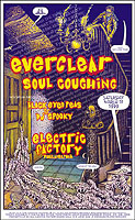 Everclear and Soul Coughing 1999 Philadelphia